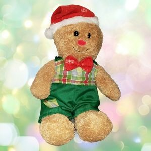 BABW Gingerbread man in Holiday Outfit 2011